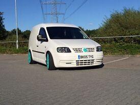 Vw caddy mk3