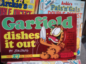 Garfield COMICS and others
