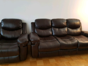 Brand New Recliner Sofa Set of 3