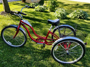 WANTED: ADULT TRICYCLE