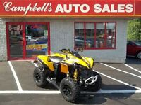 2014 CAN-AM RENEGADE 800 MINT!!!