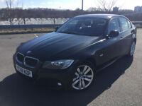 BMW 3 SERIES 318d SE LCI YOUTUBE VIDEO (black) 2009