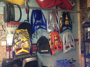 Ski-doo rev and zx parts phone -709-597-5150 call or text