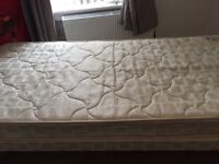 Single x2 beds) with pullout bed and mattresses