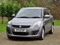 Suzuki Swift 1.2 SZ4 5dr PETROL AUTOMATIC 2012/12