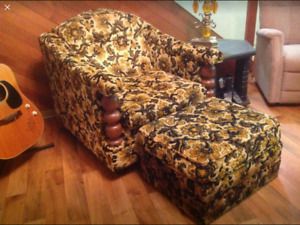 Couch, chair , coffee and end tables