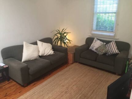 Two super comfy sofas Waverley Eastern Suburbs Preview
