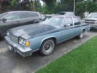 1985 Buick LeSabre Special Limited Edition Sedan
