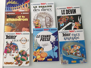 BD Asterix ( comme neuf)