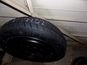 Compact Spare never used 5 x 115 bolt pattern GM Kitchener / Waterloo Kitchener Area image 2