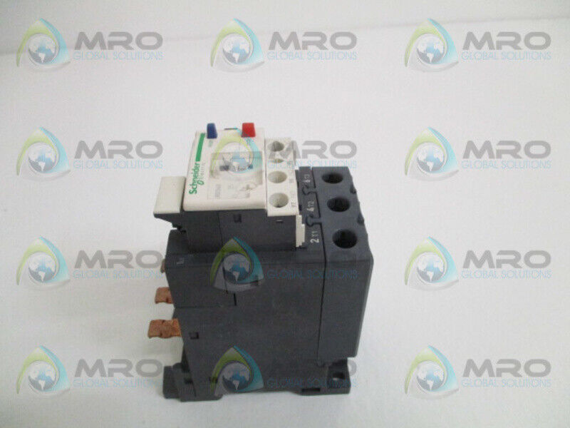 SCHNEIDER LRD340 THERMAL OVERLOAD RELAY 30-40A *USED*