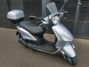 Scooter for rent Fitzroy North Yarra Area Preview