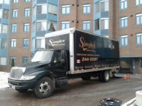 Simplex Industries Commercial Moving , installation and storage.
