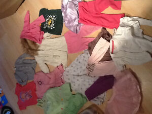Girls 12-18month clothes all for 10
