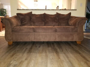 3 peice couch set