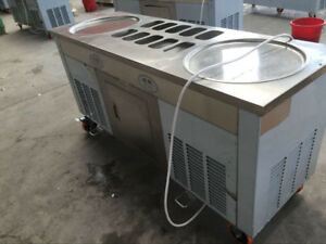 Cold Rolled Ice Cream Machines