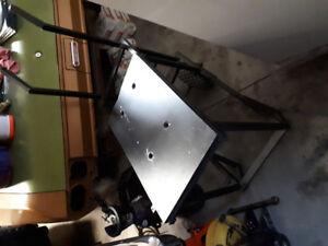Might welder cart