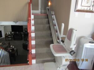Acorn stair elevator chair lift and accessories