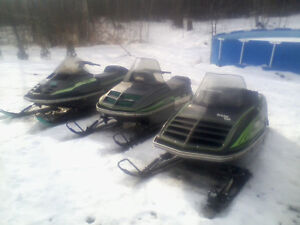EX.RUNNING.VINTAGE SLEDS.$650-$1950.CALL.780 240-9380