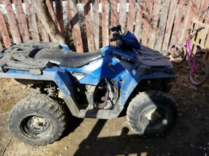 2015 polaris sportsmen ETX