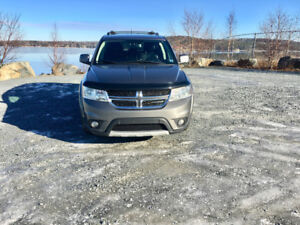 2012 Dodge Journey RT AWD with leather
