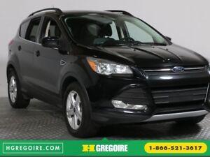 2014 Ford Escape SE AWD TOIT PANORAMIQUE MAGS CAMÉRA RECUL BAS K
