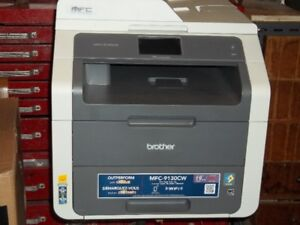 Brother Colour Printer MFC-9130CW (All-In-One)