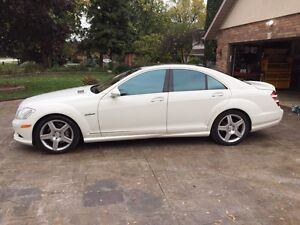 Mercedes s63 AMG rims and tires  Windsor Region Ontario image 5