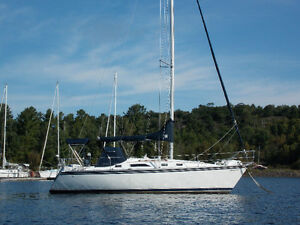 Motivated to sell 1986 Hunter 31 Sailboat, have newer vessel