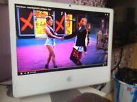 "Apple iMac 24"" - Full HD 1080p - Perfectly Working"