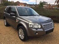 2008LHD Land Rover Freelander 2 2.2Td4 auto 2008MY HSE LEFT HAND DRIVE