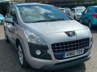 2010 PEUGEOT 3008 1.6 SPORT //ONLY 87000 MILES// FULL SERVICE HISTORY//