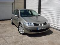 2007 57 Renault Megane 1.6 Dynamique **Service History**