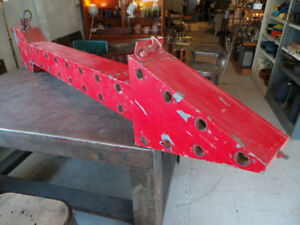 VINTAGE ADVERTISING 1950's RED ARROW LIGHT UP SIGNAGE SIGN