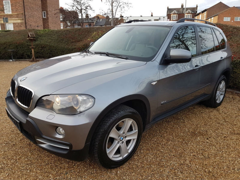 LHD 2007 BMW X5 3.0d auto 2007MY SE FULLY LOADED LEFT HAND DRIVE, 7 ...
