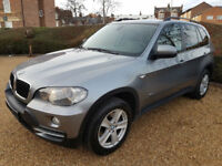 LHD 2007 BMW X5 3.0d auto 2007MY SE FULLY LOADED LEFT HAND DRIVE, 7 SEATER
