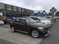 2011 (60) BMW X1 2.0 TD 18d SDRIVE Climate Diesel Manual Low Mileage FBMWSH