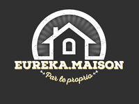 Maison a vendre par le proprio Eureka.Maison