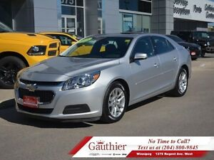 2015 Chevrolet Malibu LT w/Sunroof *Accident-Free*