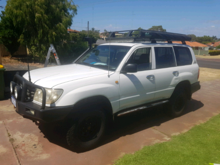 2006 landcruiser HZJ105 Eaton Dardanup Area Preview