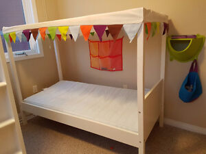 KID'S BED FROM IKEA