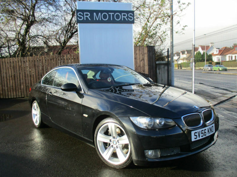 2006 BMW 335 3.0 i SE(RED LEATHER,HISTORY,WARRANTY)