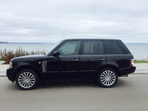 2011 Land Rover Range Rover Autobiography SUPERCHARGED