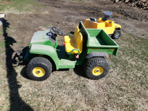 2 power wheels for sale