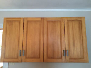 Pine Kitchen Cupboard for sale 30 x 56 inches