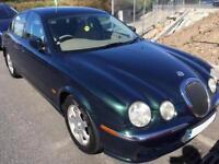 Jaguar S-Type V6 PETROL AUTOMATIC 2000/W
