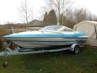 1993 EXCEL 20SL  PROJECT BOAT