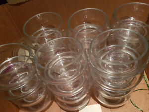 25 Glass bowls