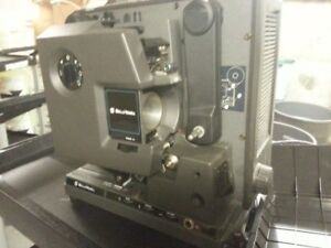 Bell and Howel 16mm FILMOSOUND Projector