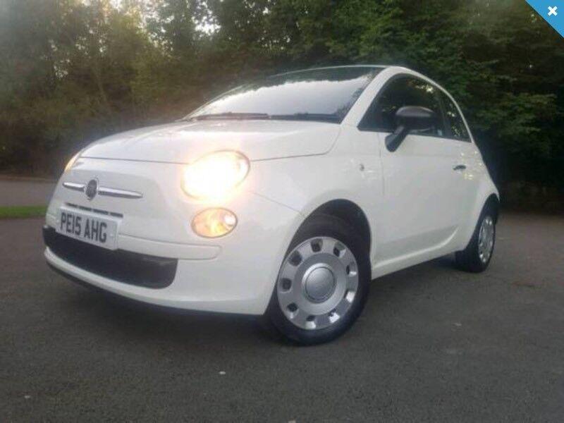 Fiat 500 POP 3 Door 9000 miles